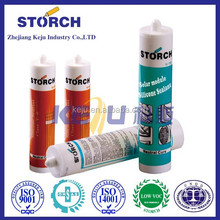 Weather sealing for stone curtain wall stone silicone sealant