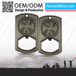 China Wholesale High end souvenir metal new design beer opener