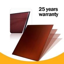 Hanergy Oerlikon120w solar sunpower panel plant made in china cheap