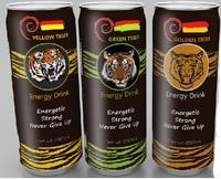 GOLDEN TIGER ENERGY DRINK