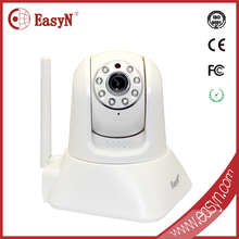 EasyN 187V 960P 1.3 Megapixel Pan & Tilt IP/Network Camera with Two-Way Audio TF card storage and Night Vision