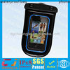 Fashion design waterproof clear cellphone bags for diving