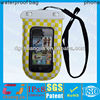 Fashion soft phone waterproof beach bags