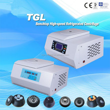 Benchtop High-speed Refrigerated Centrifuge TGL-16M/MC for laboratory use