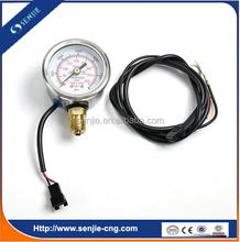 fuel system lpg pressure gauge