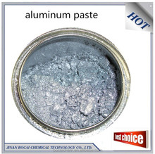non-leafing aluminum pigment for adding silver color of OEM nail polish pigment