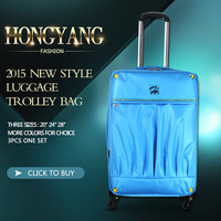 brand names travel trolley luggage bag for kids