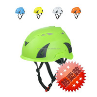 Can be mounted earmuffs mask construction safety helmet