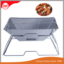 Hot sales wholesale high quality utensils barbecue simple steel window grills