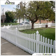 Plastic Garden Fence Decorative Fence for Garden
