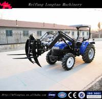 3 cylinders gear drive 4wd multi purpose farm mini tractor/small tractor/garden tractor