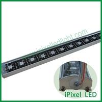 60leds/m 12v led rigid tube light ws2812b
