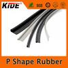 rubber extrusion p rubber seal strip
