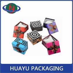 Small wholesale elegant Gift packaging goods
