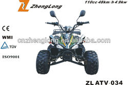 2015 the latest atv 110