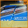 Hotsale custom design patterns car sticker, vehicle wrap
