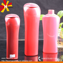 Series of Plastic Shampoo Packaging