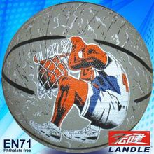Customized official size any logo printed American basketball