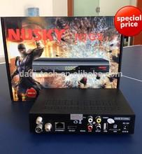Nusky N1pk azamerica s1005 HD satellite receiver