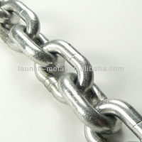 ASTM 80 Australia Used Heavy Duty Alloy Steel Trailer Safety Chain