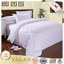 Wholesale Hotel Bedding 100%cotton bedding sets white luxury hotel bed linen / bedding set / bed sheets,material softness