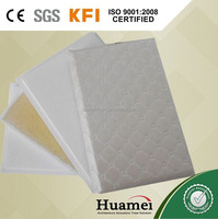 CE certificate New decorate material customized acoustic ceiling