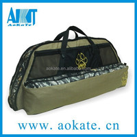 archery compound bow case and for bow and arrow bag