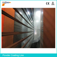 Professtional Aluminium Windows Powder Coating