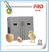 FRD-9856 Large capacity 9856 pcs chicken egg incubator with hatcher combined andCE approved poultry egg incubator for sale