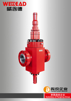 oil drilling and producting system wellhead assembly api 6a gate valve