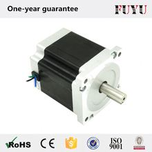 various length 86mm square flange motors for cnc