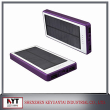 Highly verified 7000 mah solar panel usb charger from best manufacture