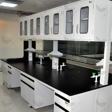Customized metal lab dental cabinet furniture