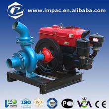 L'utilisation agricole 20hp irrigation pompe diesel