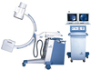 2015 hot seller 5KW low dose nanjing manufacturer high frequency mobile c arm x ray system price with ISO DG3310C