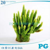 PG Artificial Aquarium Decoration Wholesale Fake Reef Coral Raw
