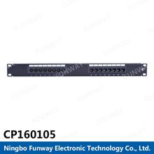 Ningbo Manufacturer 12 core fiber patch panel
