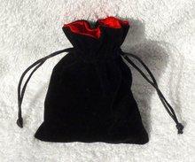 Drawstring velvet jewelry bags,velvet jewelry gift bag,velvet bag jewelry