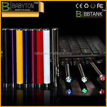 2015 newest cbd/co2/thc custom o.pen vape pen with light up logo at the tail