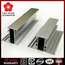 2015 low price wooden grain aluminum material
