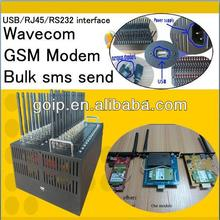 Hot Sell Wavecom Gsm Modem For Bulk Sms Sending Device Usb tc35 Modem