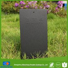RAL 9005 Jet Black Rough Texture Chrome Spray Paint Color