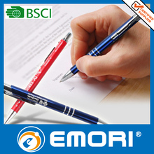 High quality new promotional metal click ball pen