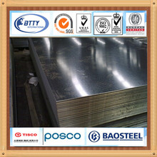 Cold rolled technique and ASTM standard galvanized sheet