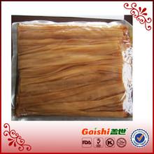 Dalian Enjoy Food Sushi Rolls High Quality Kanpyo (dried Gourd Strips)