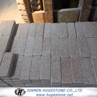 Barrel surface cubic stone g682