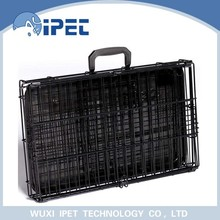 Ipet convenient outdoor iron pet cage for dogs