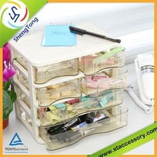High Quality Raw Materials Plastic Storage Box Drawer