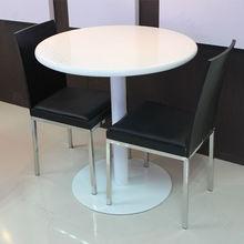 Rifornimento della fabbrica KKR antico tavolo da pranzo, base in acciaio inox per tavolo da pranzo, di alta qualità solida superficie del tavolo da pranzo