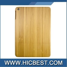 100% Real Natural Bamboo Wood Case For ipad air Factory OEM